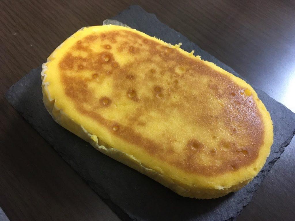 スイートポテト蒸しパン